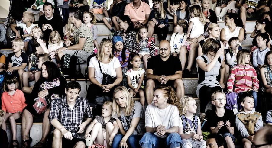 Skolen i Sydhavnen har efter sommerferien fem skoleklasser, de ikke ved, hvor de skal placere.
