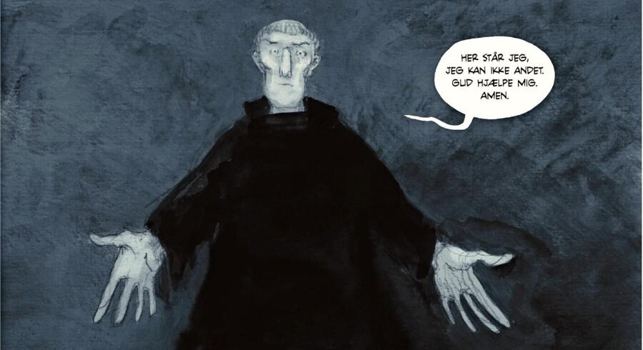 Illustration: Tom Kristensen