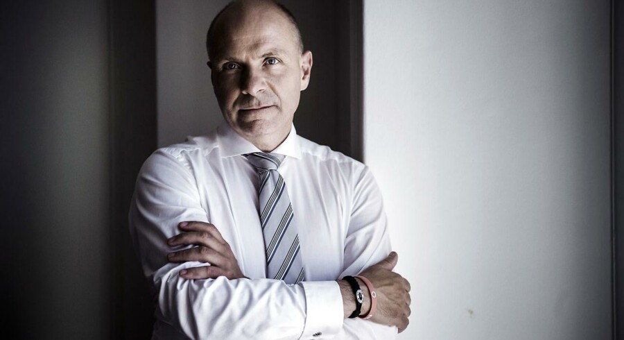 Søren Gade (V), ny gruppeformand i Venstres folketingsgruppe.