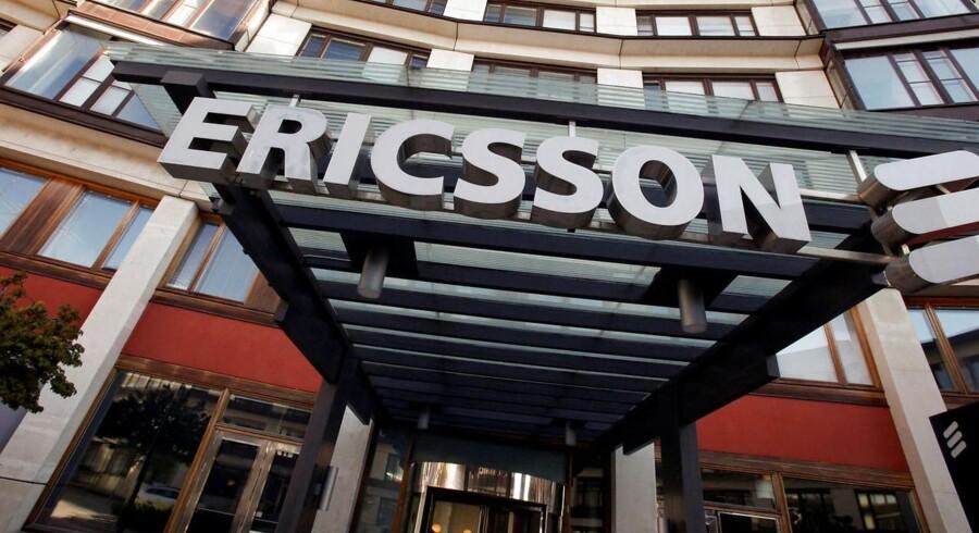 Ericsson vil ifølge hemmelige papirer indstille al produktion i Sverige. Arkivfoto: Bob Strong, Reuters/Scanpix