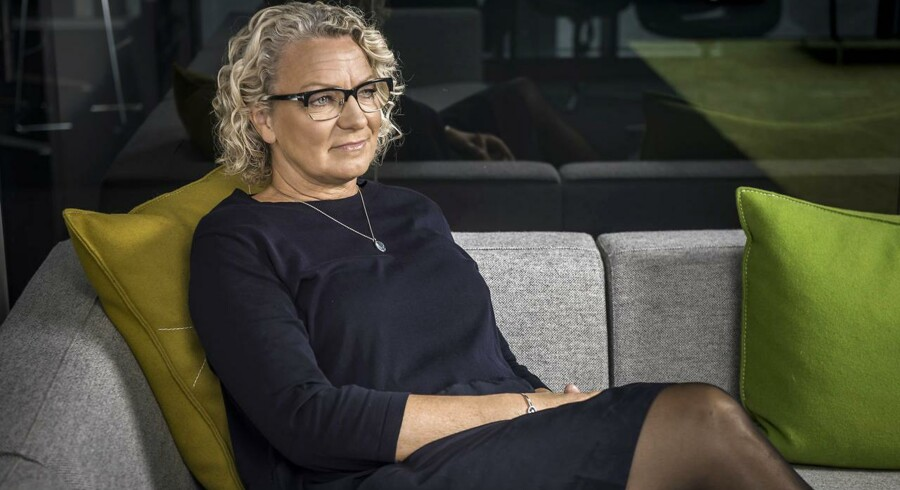 Merete Eldrup, direktør, TV 2.