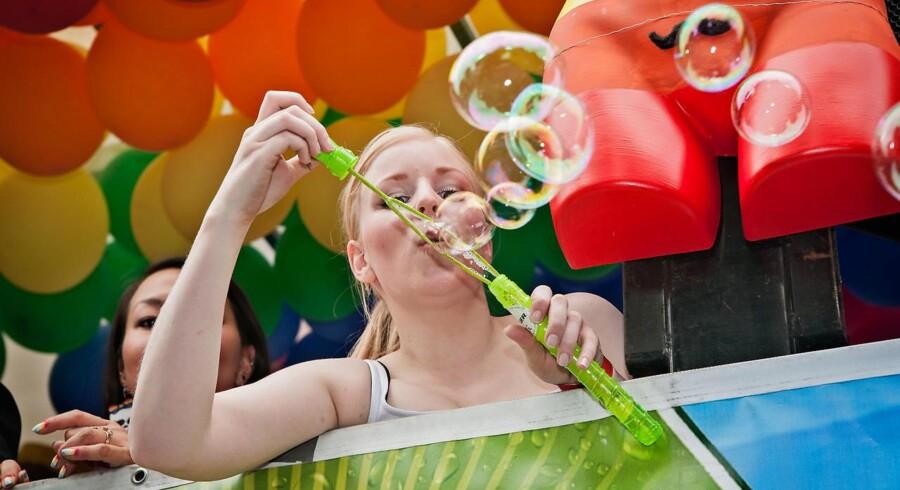 Copenhagen Pride har samlet en række muligheder for forbedringer i bannerkampagnen #DerforPride. Vi har bedt Pridens forperson, Lars Henriksen, om at uddybe. (Foto: Anders Jung)