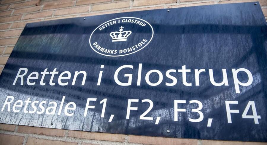 En serbisk man er idømt fængsel i seks år og er udvist af Danmark. Ikke alle nævninger i Retten i Glostrup er dog overbeviste om, at han var skyldig. Foto: Mads Claus Rasmussen/Scanpix 2017)