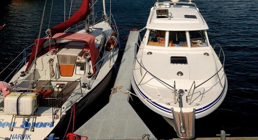 Der er godt nyt for bådejere. Regeringen vil nemlig gøre det lettere at udleje båden, når den ikke er i brug. Initiativet indgår i en kommende strategi for deleøkonomi. Free/Colourbox