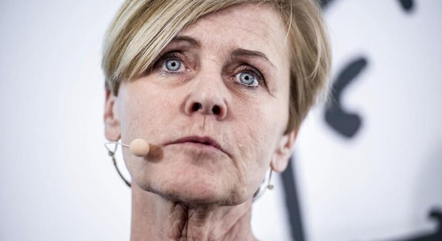 Kulturminister Mette Bock (LA) får fredag besøg af partierne for at se nærmere på regeringens udspil til et nyt femårigt medieforlig fra 2019.