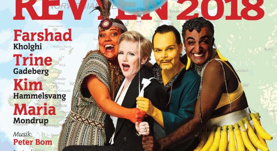 Uddrag af næste års Kerteminderevy-plakat