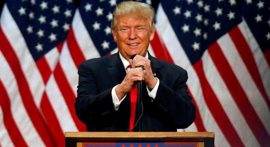 Hvad gemmer sig i Don Trumps skattepapirer?