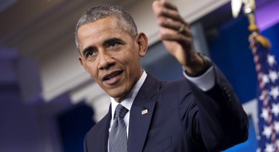 Udviklingen i præsident Obamas opinionstal er en præstation, og en moderat republikaner, David Brooks, har sat ord på fænomenet: »Jeg er allerede begyndt at savne Barack Obama,« skrev han for nyligt i New York Times.