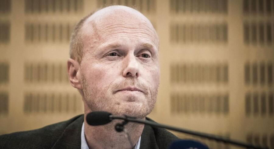 Akrivfoto: Morten Mølholm Hansen, direktør i Danmarks Idrætsforbund (DIF)