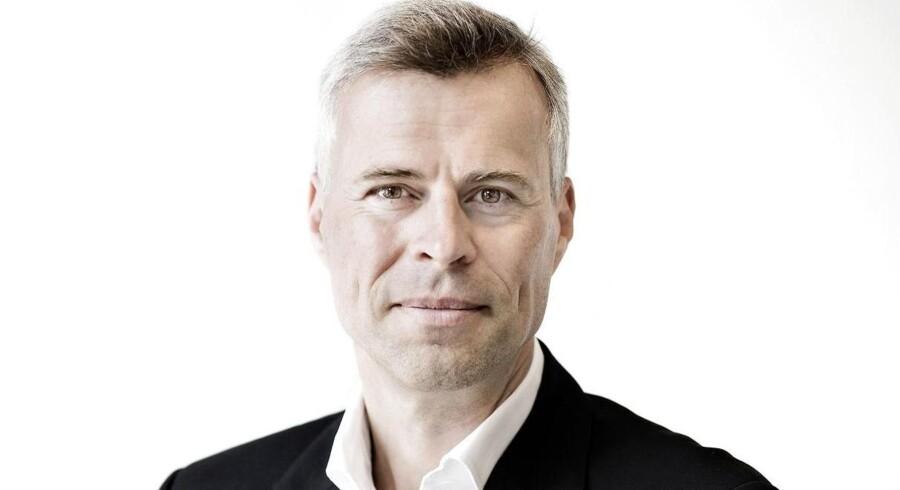 Thomas Larsen, politisk kommentator på Berlingske.