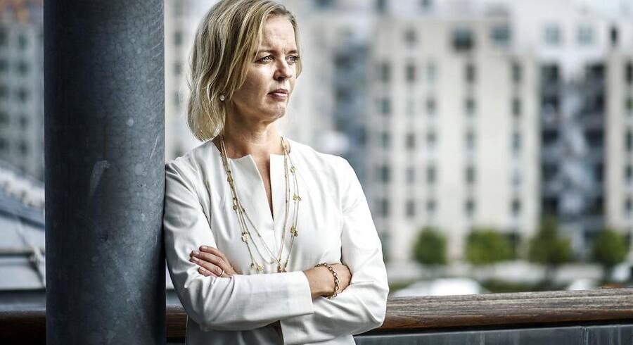TDCs topchef, Pernille Erenbjerg