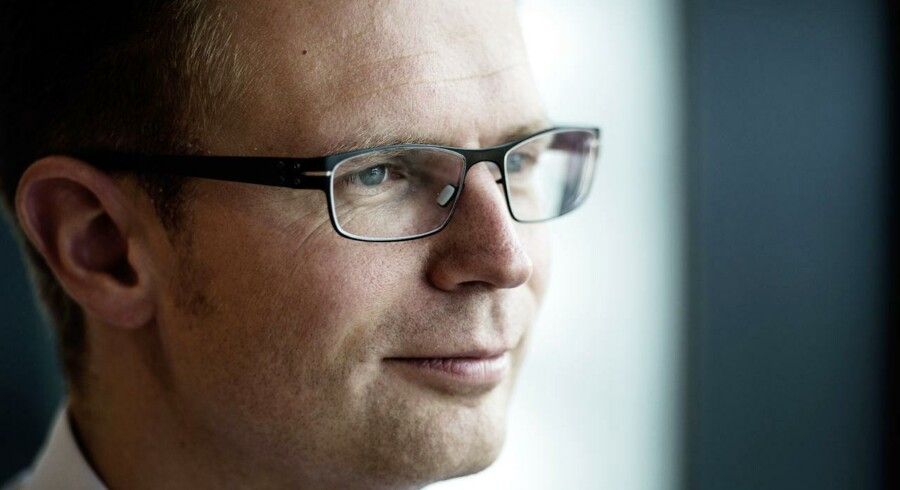 Skatteminister Benny Engelbrecht vil arbejde internationalt for at bekæmpe skatteunddragelse.