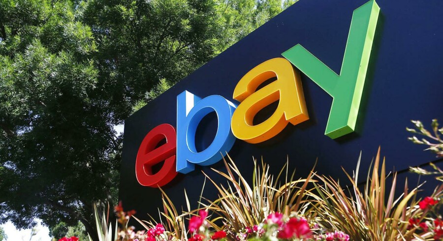 Resultatet for Ebay i fjerde kvartal isoleret set var ellers helt godkendt, men særligt forventningerne til første kvartal 2016 og året samlet set faldt ikke i investorernes smag.