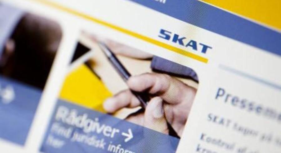 Det er en ud af fire danskere, der får et skattesmæk, når regnskabet gøres op til marts. Free/Colourbox