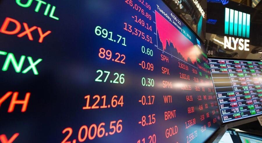 Aktieåret 2018 startede over al forventning, og de fleste aktiestrateger var enige om endnu et stærkt aktieår. Men den seneste uge har sat danske aktier i et stort minus for 2018.