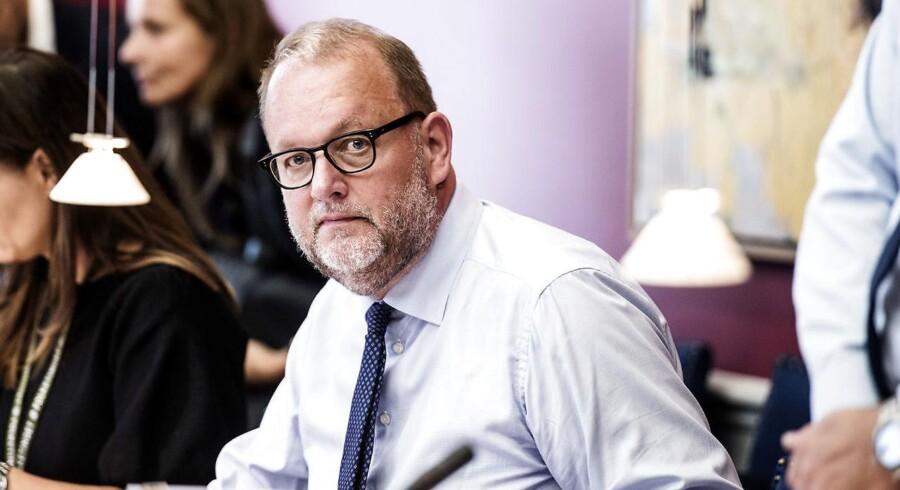 Energi-, forsynings- og klimaminister Lars Christian Lilleholt (V).