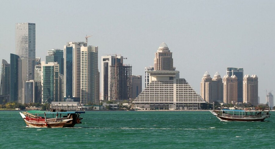 Foto fra Dota, Qatar.