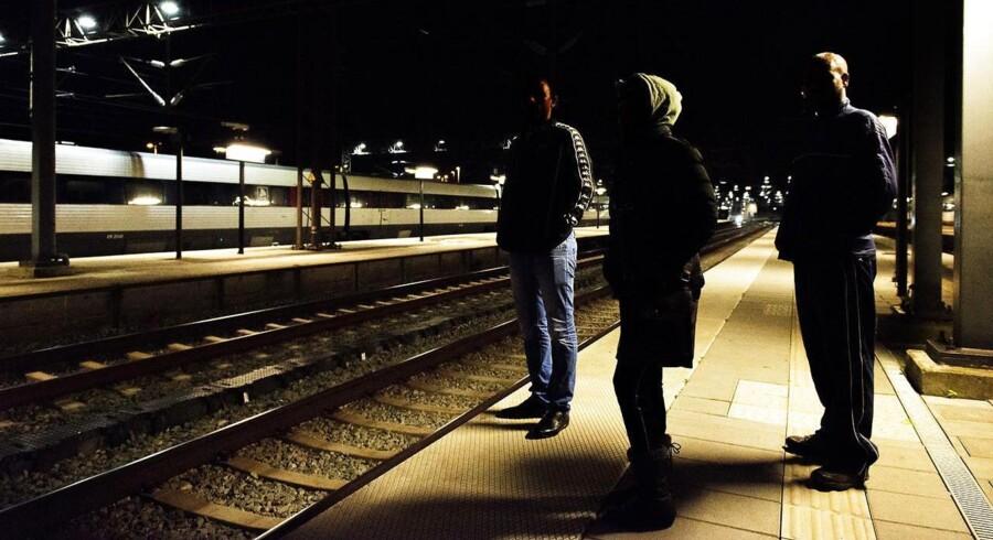 Flygtninge fra Eritrea, der opholder sig i Danmark og håber på asyl, venter i øjeblikket på en fact-finding mission, som de danske myndigheder vil sende til Eritrea. Foto: Claus Bech