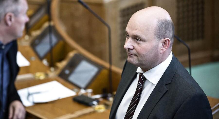 Hastelov mod tiggeri får klausul og revideres om tre år (Foto: Ida Guldbæk Arentsen/Scanpix 2017)