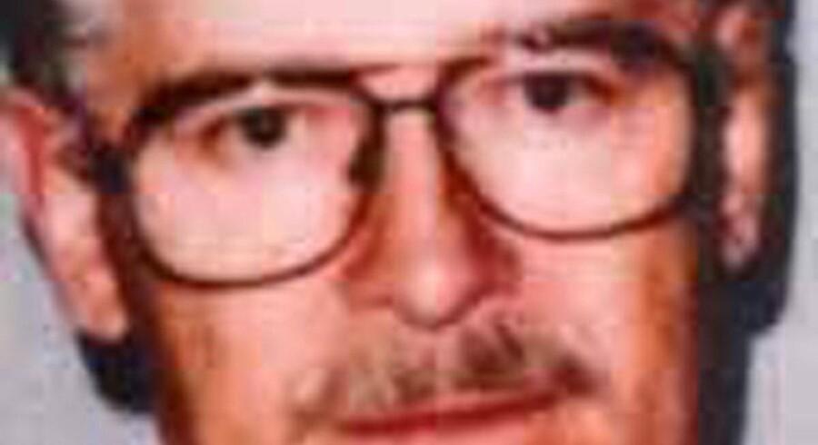 """James """"Whitey"""" Bulger på et billede fra 1996. Nu er han fanget efter en årelang flugt."""