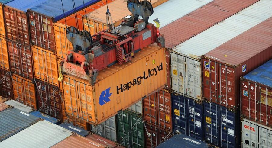 Tyske Hapag-Lloyd har gennemført sin planlagte kapitalrejsning og dermed fået 352 mio. euro, eller 2,6 mia. kr., ind på kistebunden.
