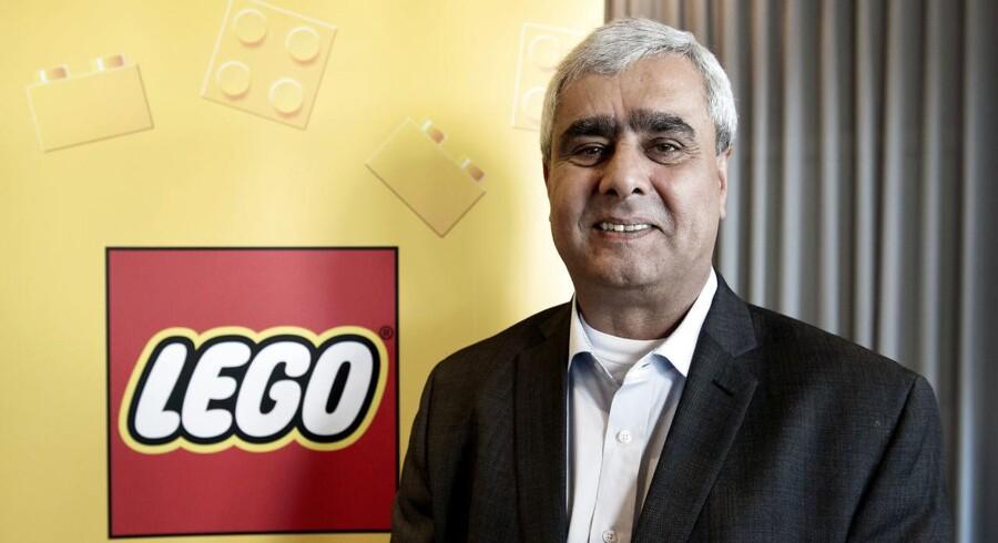 Årene med meget kraftig vækst kan være ved at være overstået for Lego. Det siger selskabets topdirektør.