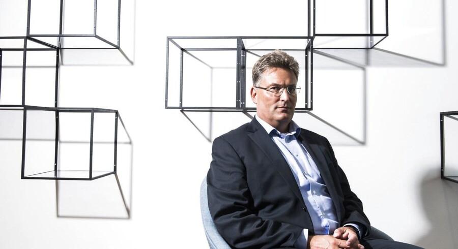 Jakob Baruël Poulsen og resten af Anders Eldrups Guldfugle fortsætter med at rejse store summer til deres infrastrukturinvesteringer i Copenhagen Infrastructure Partners.