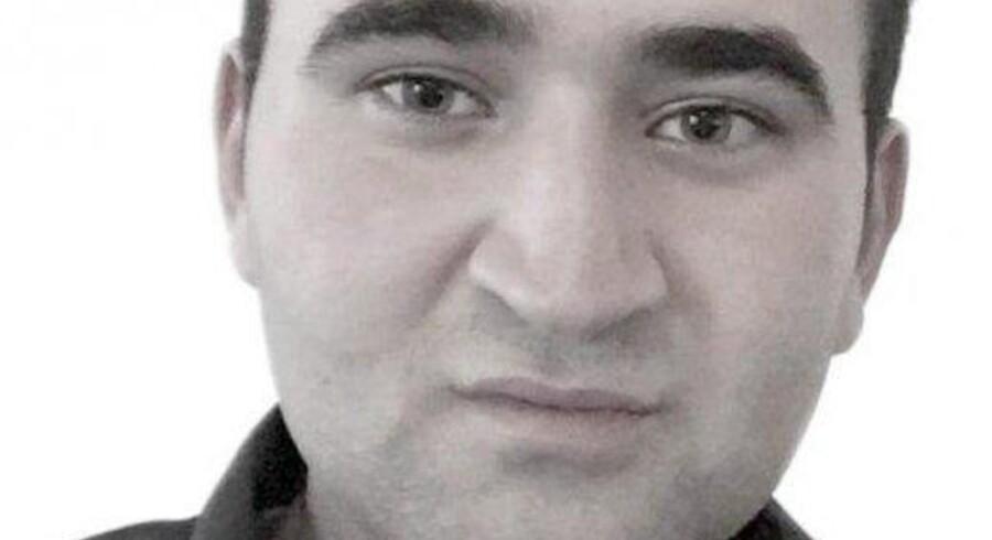 Ehab Atiqa, studerende, frivillig i Dfunk