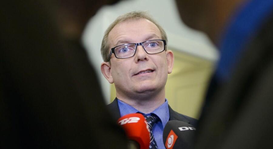 Arkivfoto: DFs erhvervs- og vækstordfører, Hans Kristian Skibby.