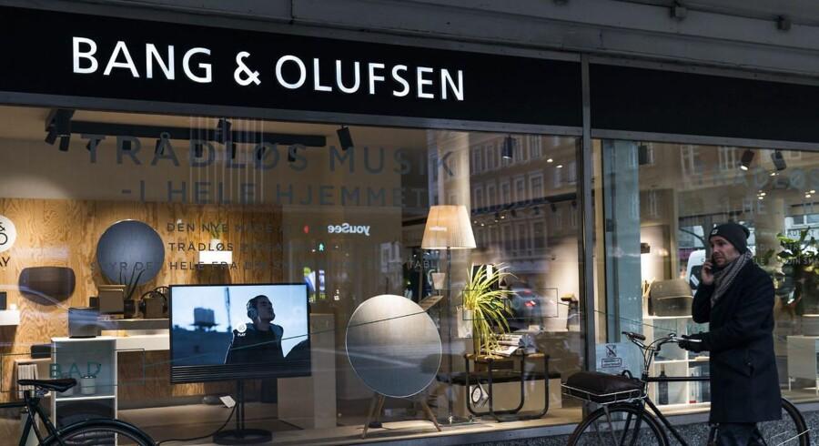 B&O butik på Frederiksberg f