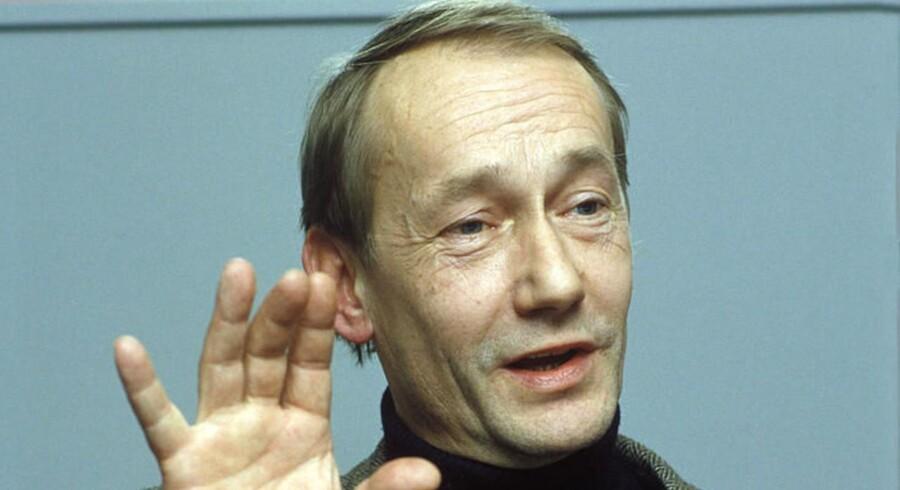 ARKIVFOTO 1985 af Gösta Ekman.