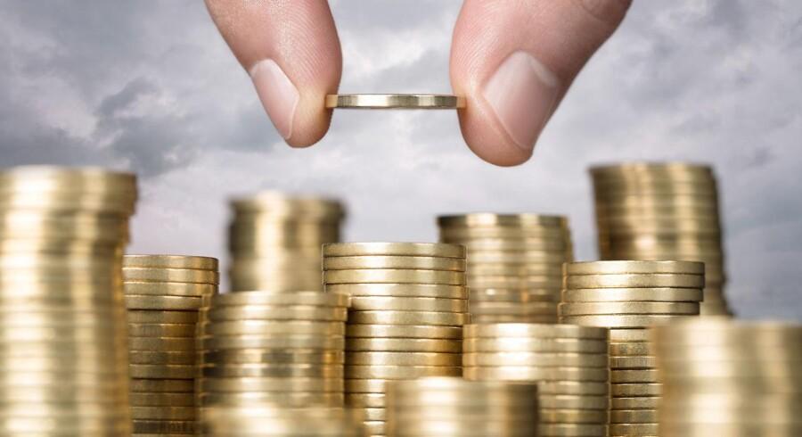 SEB Pension forgyldte sine kunder med middel risiko og 20 år til pension med et afkast på 13,5 pct. på selskabets markedsrenteprodukt. Foto: Iris.