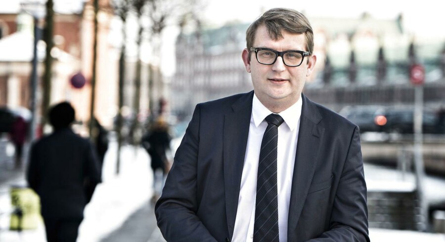 Troels Lund Poulsen (V), februar 2010-marts 2011.