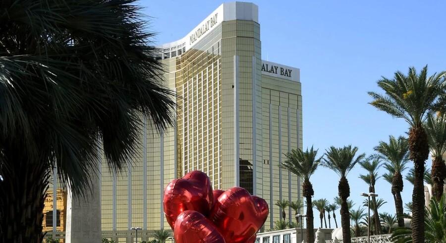Mandalay Hotel i Las Vegas, Nevada.