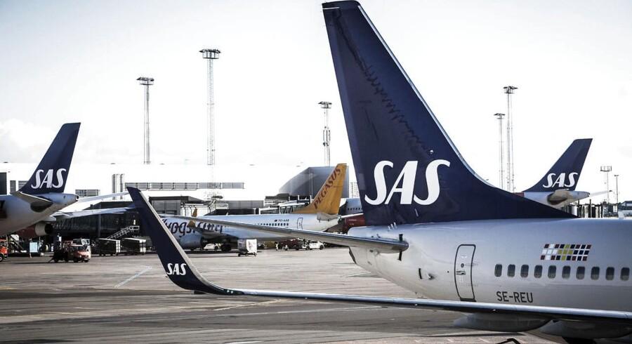 Flyselskabet tjente i år 1,431 milliarder svenske kroner før skat ud af en omsætning på 39,5 milliarder svenske kroner, hvilket er mere, end selskabet forventede.