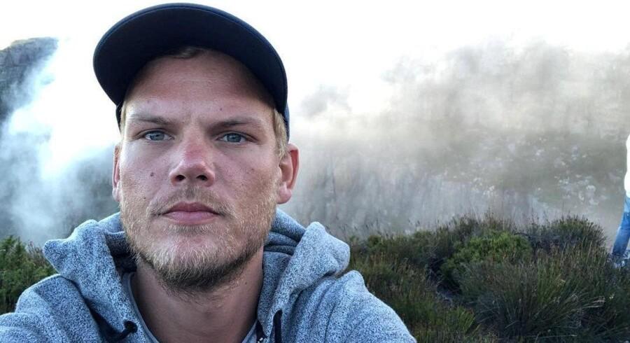 Avicii med det borgerlige navn Tim Berling var ikke skabt for det maskineri, han havnede i. Han afskyede rampelyset, skriver familien. Reuters/Social Media
