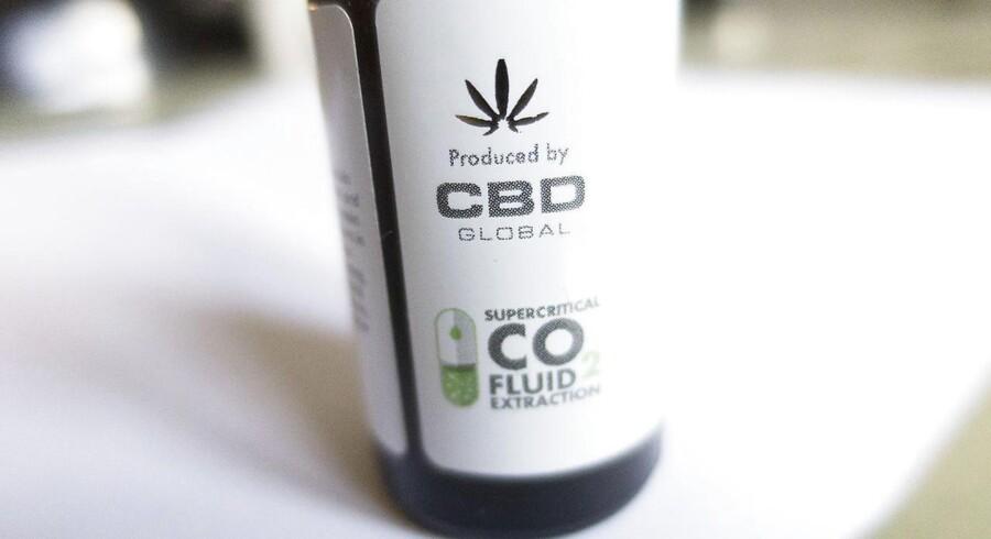 ARKIV. »Der er tale om organiseret salg af en større mængde cannabisolie samt besiddelse af en større mængde marihuana, og så ligger straffen på et lavt niveau«, siger vicestatsadvokat Gyrithe Ulrich.