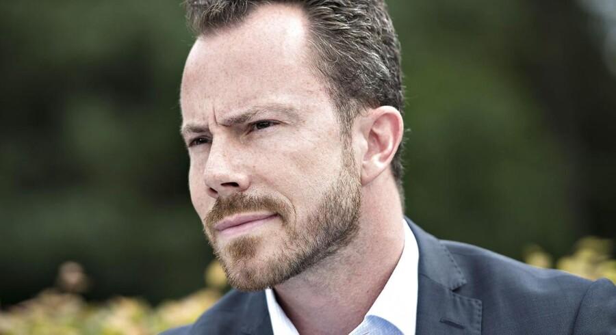 Jakob Ellemann-Jensen, politisk ordfører for Venstre.