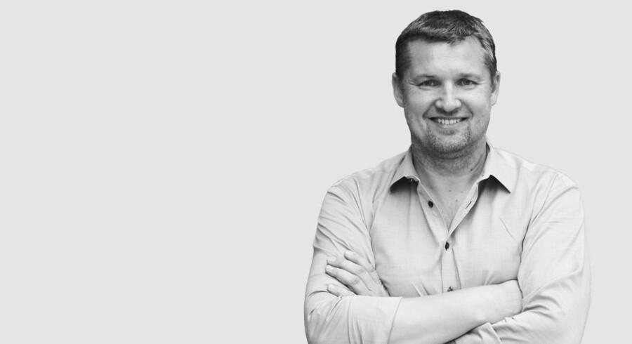 Juha Christensen har stor, international erfaring fra teknologiverdenen hos blandt andre Nokia og Microsoft og skal nu ind i B&Os bestyrelse. Foto: Cogniance