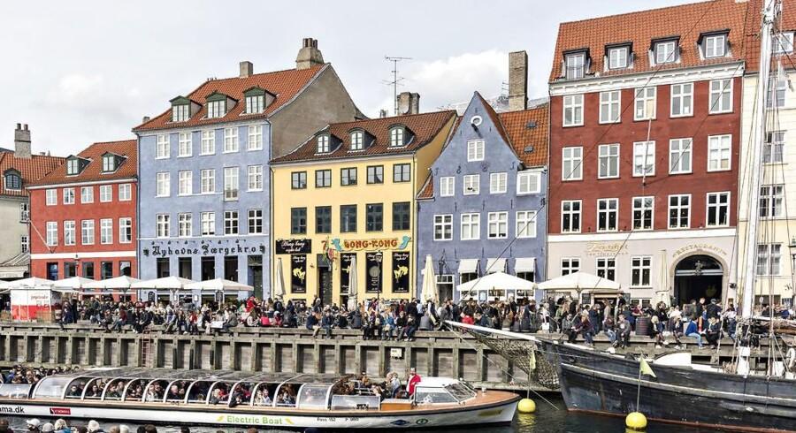 Ét af emnerne i dagens morgenpost holder til i Nyhavn.