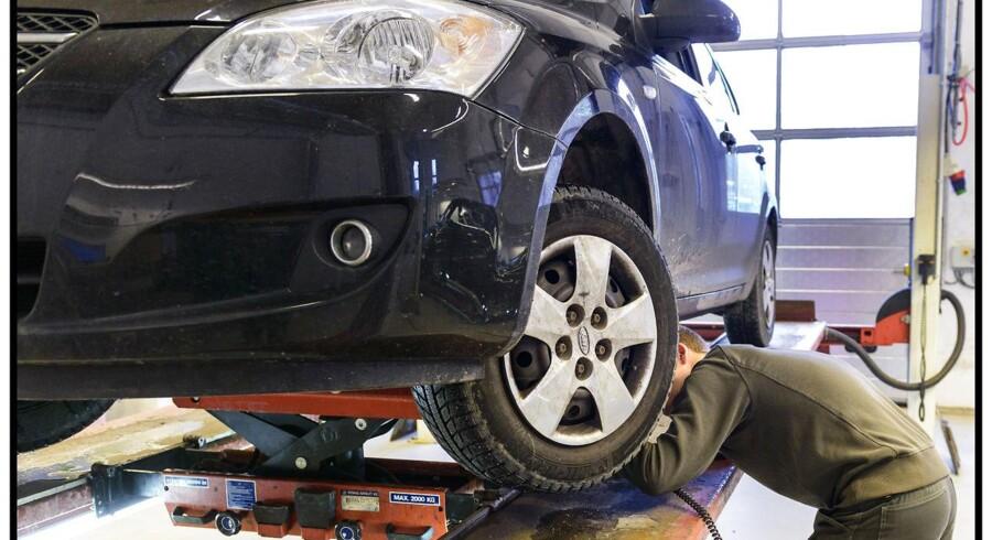 Arkivfoto: Det er ikke alle skader og uheld, der er dækket af din bil ansvars- og kaskoforsikring. Her er de gode råd til, hvordan du undgår grimme overraskelser.