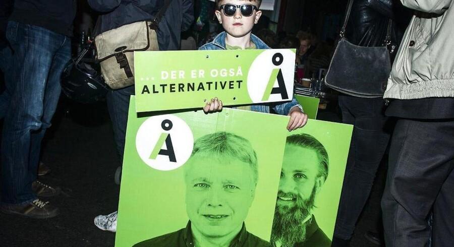 168.788 danskere satte kryds ud for Alternativet ved folketingsvalget sidste år. Lørdag strømmer en del af alternativisterne til Odense, hvor Christiansborgs nyeste parti holder årsmøde.