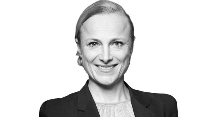 Ulla Tofte er en af otte museumsdirektører, der ønsker mere fleksibilitet på museumsområdet.