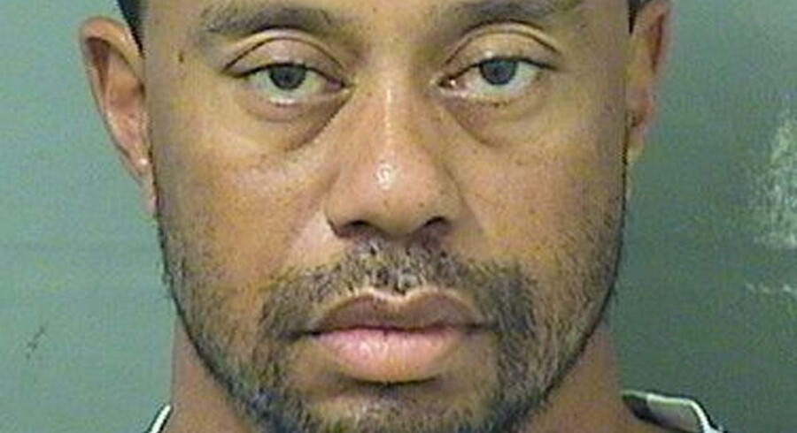 Tiger Woods indleder et rehabiliteringsprogram 25. oktober. Reuters/Handout