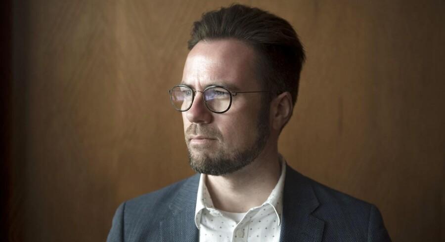 ARKIVFOTO. Odenses borgmester, Peter Rahbæk Juel (S)