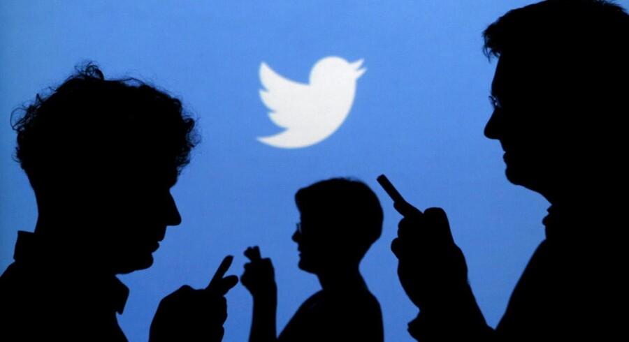 Arkivfoto. Det er let at have en holdning på Twitter – men at bidrage med løsninger giver en helt anden forpligtelse.