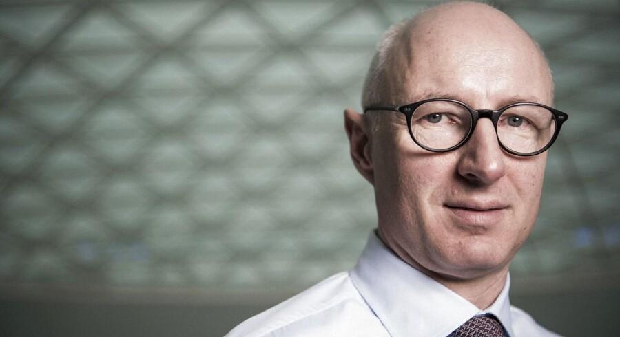 Lars Fruergaard Jørgensen afleverer sit første årsregnskab som topchef i Novo Nordisk.