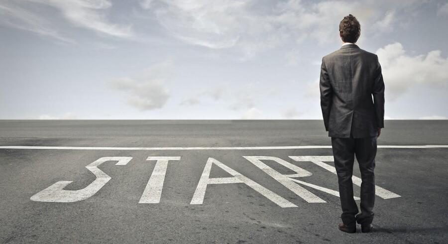 Hvor vigtigt er det første job for den videre karriere? Vi har spurgt tre forskellige erhvervsprofiler om deres holdning.