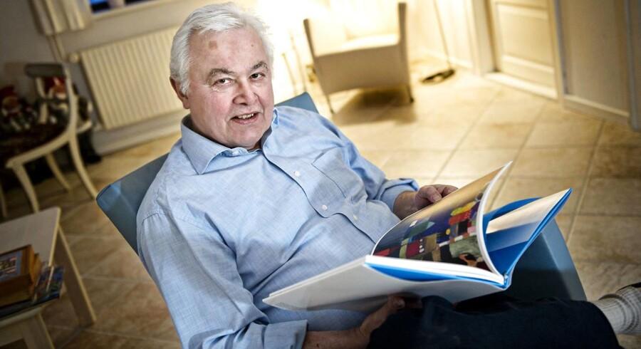 Claes Kastholm, forfatter, skribent og samfundsdebattør.