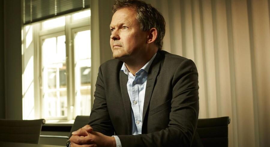 Det er på tide at få sat en stopper for antallet af nye krav til finanssektoren, mener Finansrådets direktør, Ulrik Nødgaard.